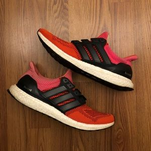 "Adidas Ultra Boost 1.0 ""Solar Red"""